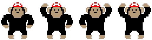 Lufkin the Gorilla